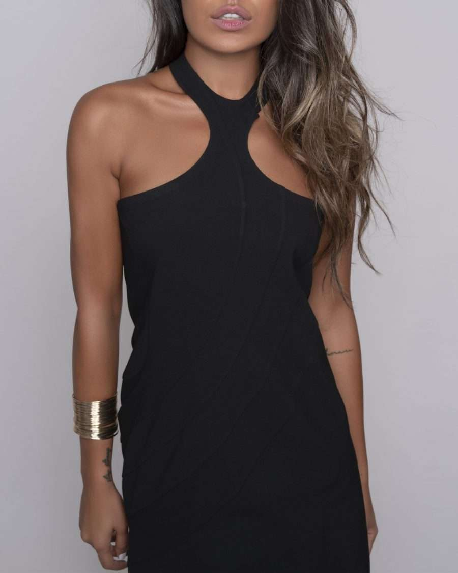 Buy Curved Lines Dress Online