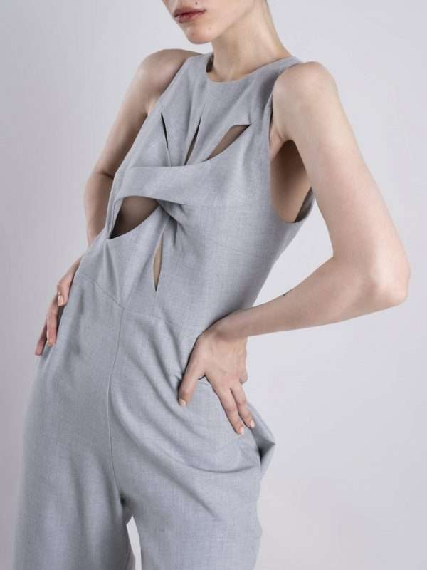 Buy Overall with Cuts Online
